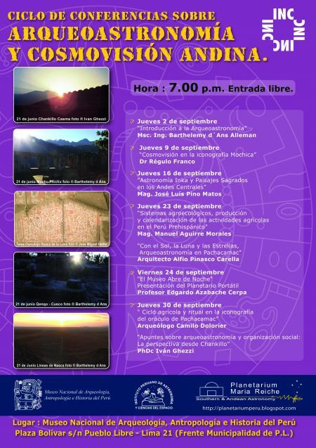 Arqueoastronomia Andina