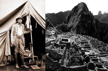 Hiram Bingham y Machu Picchu