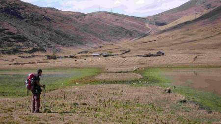 Qhapaq Ñan Huanuco Pampa - Sebastien Jallade