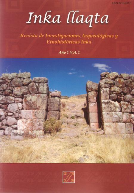 Revista Inka Llaqta 1