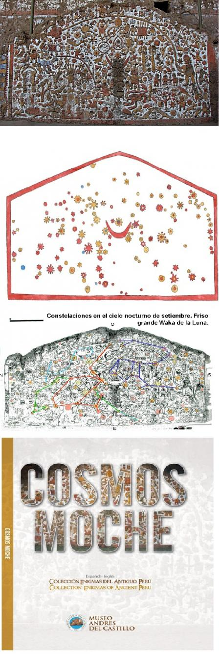 Cosmos Moche  Astronomia Cultural