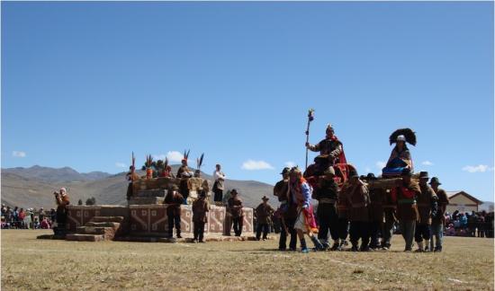Aguamiro - VI Encuentro Cultura Autoctona del Chinchaysuyu