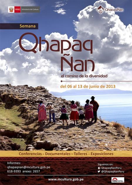 Semana Qhapaq Ñan Culturandina