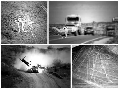 Rally Dakar es destruccion sistemática del patrimonio y la naturaleza