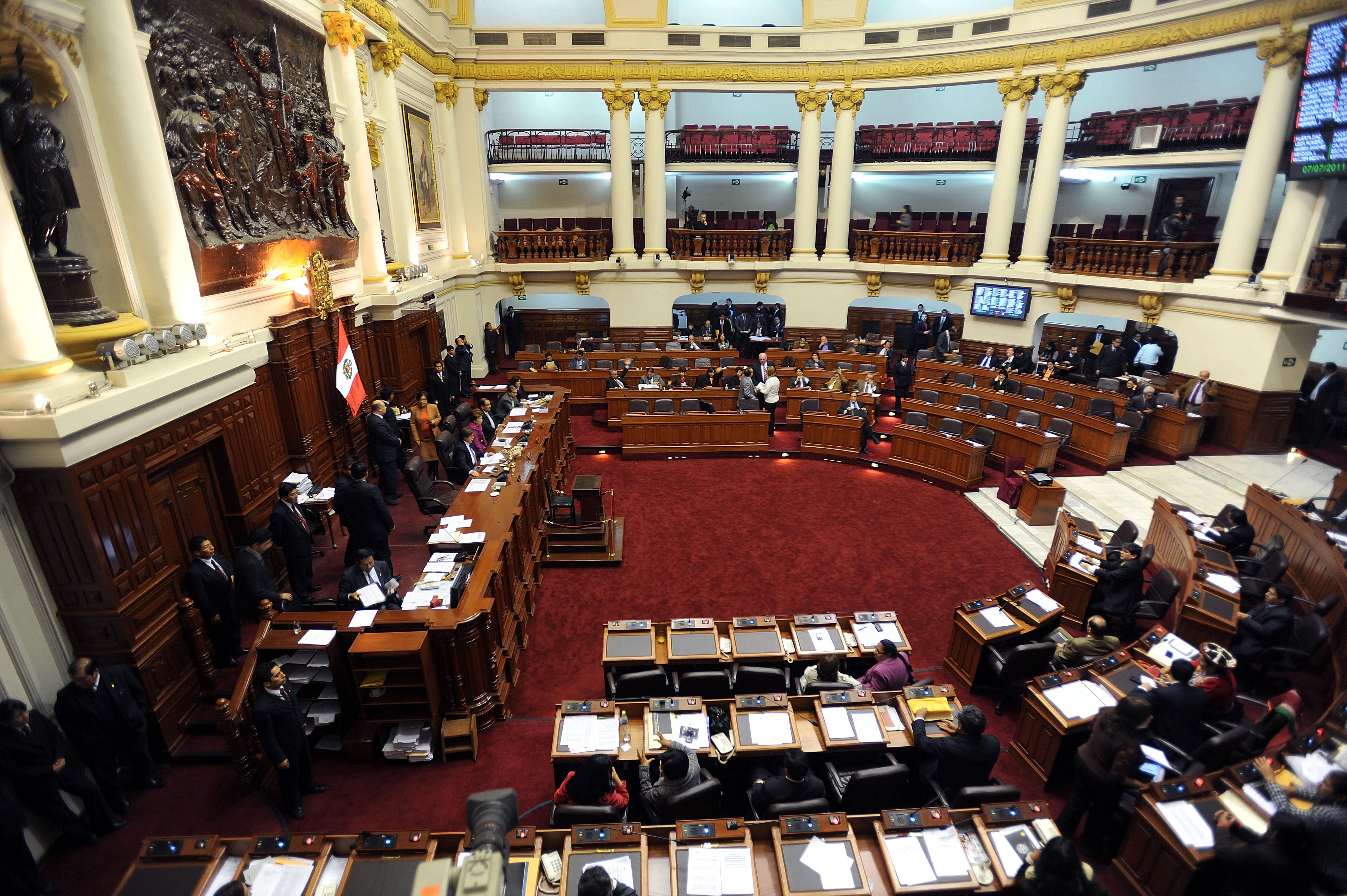 Fuente de la imagen: Congreso de la República