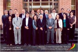 Foto oficial de la Conferencia Internacional