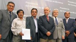 Fuente de la foto; Agencia Andina