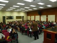 Conferencia en Seminario organizado por el Ministerio de Justicia y Derechos Humanos.