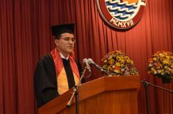 Ceremonia de Graduación 2013 - Escuela de Posgrado PUCP