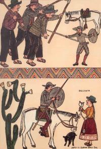 "ARTES DE SARHUA ""ADAPS"" PERU"