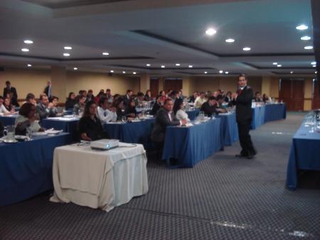 Evento en Colombia
