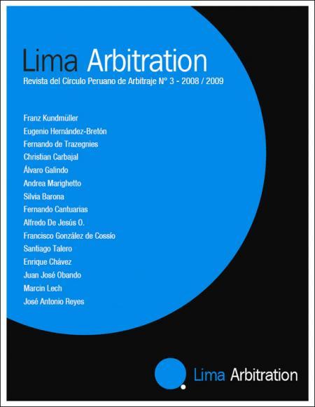 Lima Arbitration