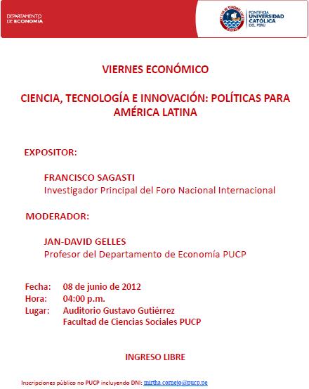 Viernes Economico 08-06-2012