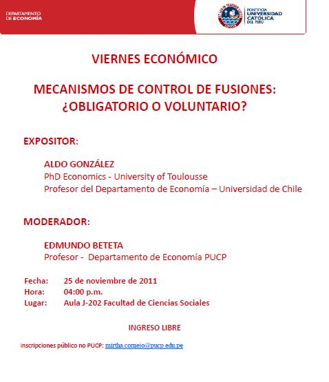 Viernes Economico 25-11-2011