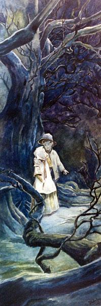 Hansel y Gretel: artista Henry Rodriguez