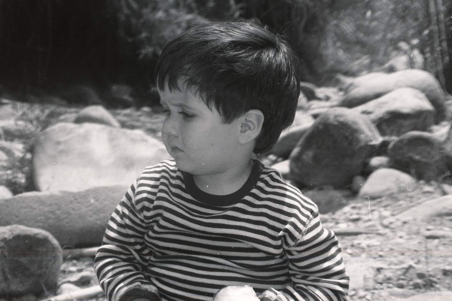Paulo 3 años