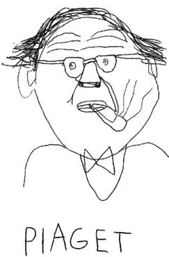 Dibujito de Piaget