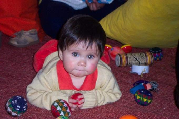 Paulo 11 meses