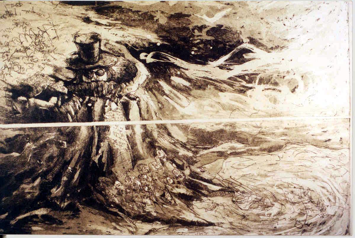 Leteo - Artista plástico Henry Rodríguez