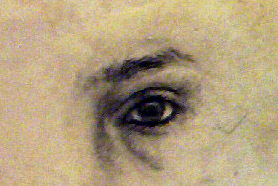 Boceto rostro - Henry Rodríguez