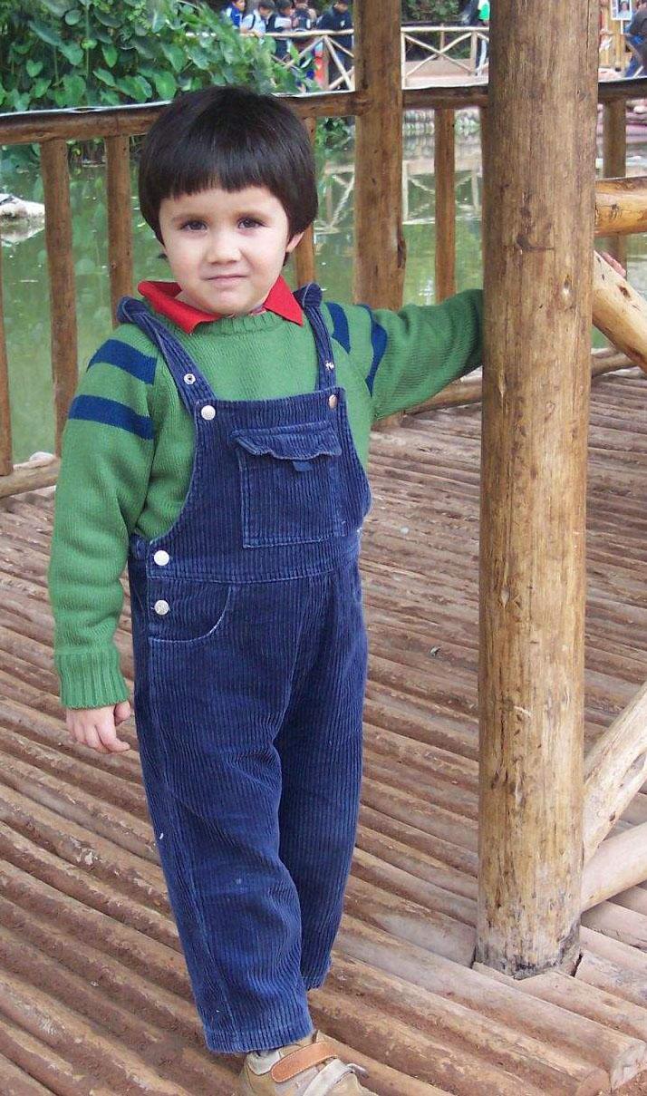 Paulo - 4 años
