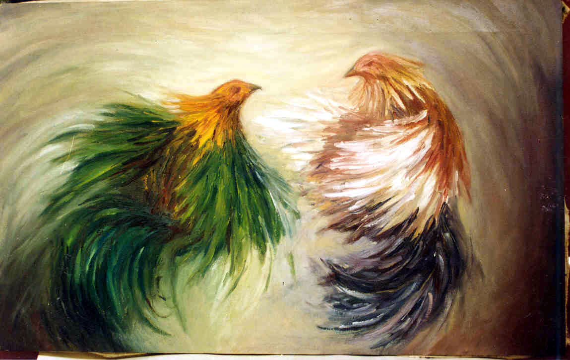 Gallos - Henry Rodríguez