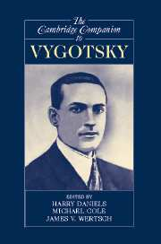 LS Vygotsky and Education Routledge Key Ideas in