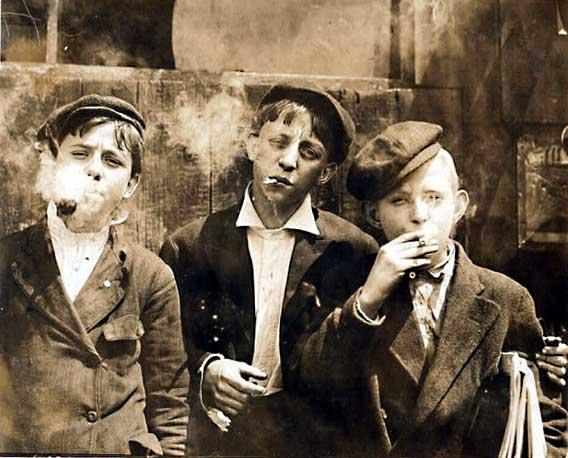 Fumando