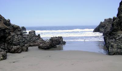 playa en Lima