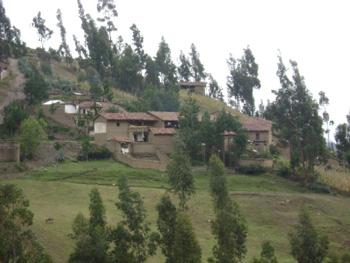Vista de Yauya