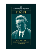The Cambirdge Companion to Piaget