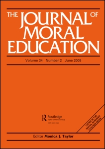 Journal of Moral Education