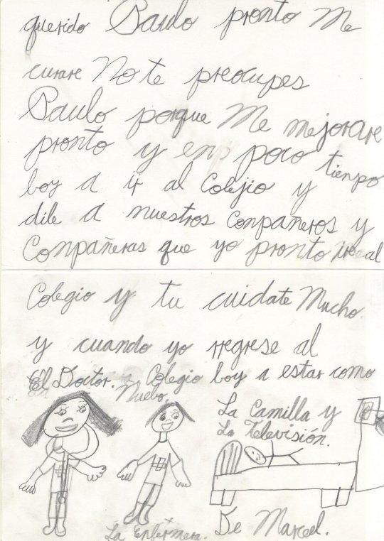 Carta de Marcel