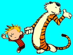Calvin baila