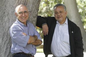 Pancho y Jorgel