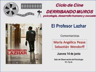 El profe Lazhar