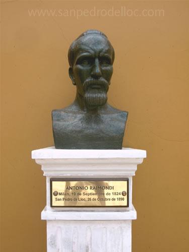 Busto de Raimondi