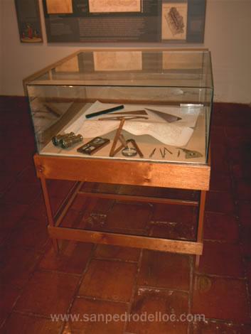 Herramientas utilizadas por Raimondi