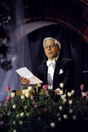 Mario Vargas - Foto ReutersLlosa