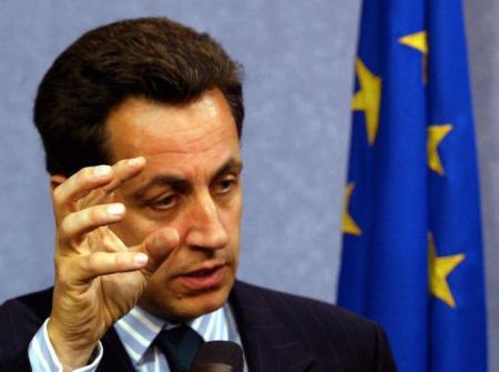 Nicolas Sarkozy - Foto AFP