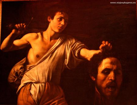 David y Goliat - Imagenes Google