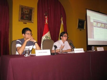20110823-Miguel Ramirez Juan Miguel Espinoza_CursoProfesoresIRA2011.jpg