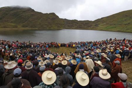 Conga, Cajamarca