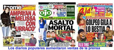 Ventas De Diarios En El Perú Crece 50 En 4 Años Blog De Julio
