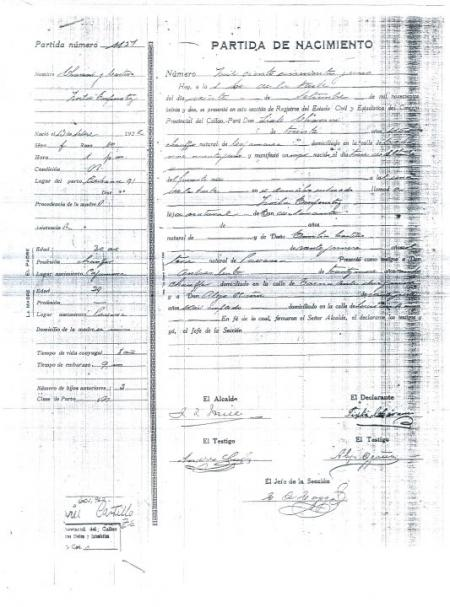Certificado De Matrimonio Simbolico : Como sacar certificado de nacimiento peru que diferencia