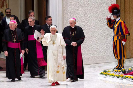 Vatileaks y las respuestas de la Santa Sede