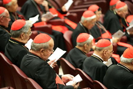 Designaciones del Papa para el Sínodo de obispos