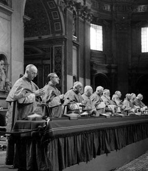 Tiempo de cambios - Vaticano II