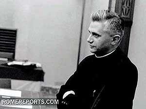 Benedicto XVI recuerda el Vaticano II