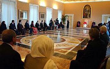Católicos y musulmanes reunidos por la promoción de la justicia
